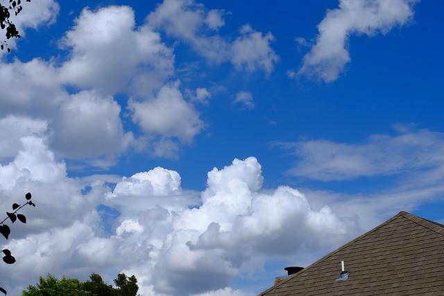 Neighborhood Sky 8.24.19