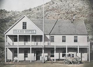 Idaho Hotel 1867*