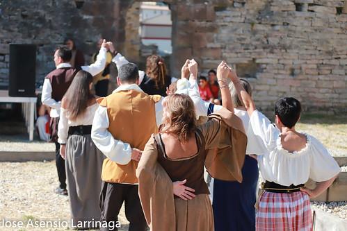 Fiesta medieval en Tiebas 2019 #DePaseoConLarri #Flickr-181