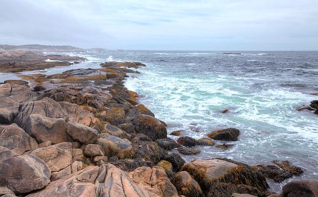 Nova Scotian Coast