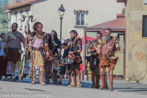 Fiesta medieval en Tiebas 2019 #DePaseoConLarri #Flickr-57
