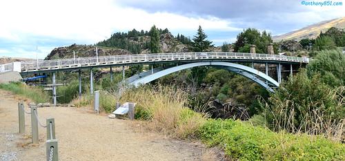 cluthariver roxburgh bridge arch