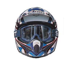 1997 Artco Arai Helmet of John Dowd  - Naoyuki Shibata pic