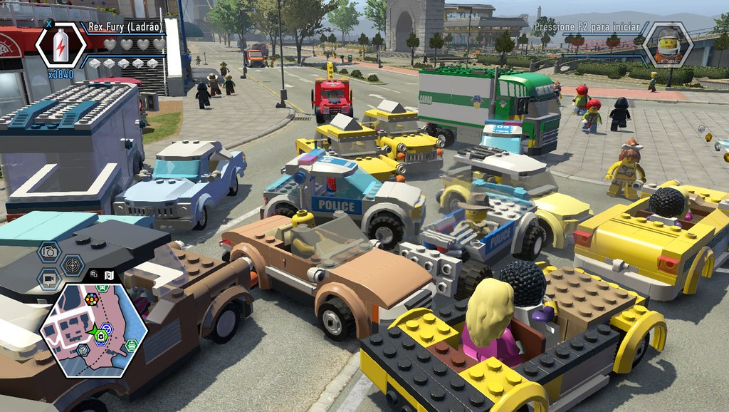 LEGO City Undercover - Traffic Jam