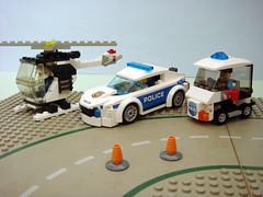 Mini police squad