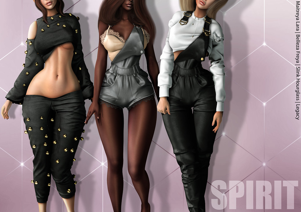 SPIRIT – Arka Outfit
