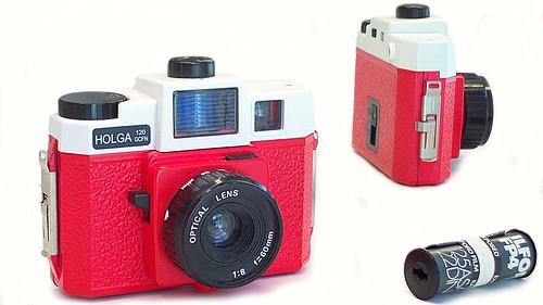 Holga 120 GCFN Camera.