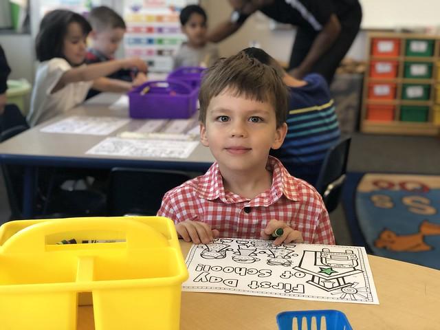 1st school day