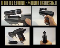 .44 MMC Mk. II Features