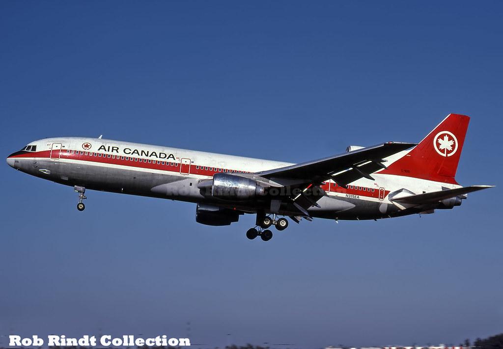 Air Canada L1011-385-1 N315EA