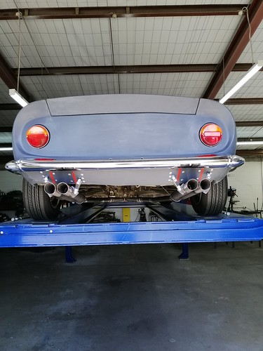 Exhaust fitted | by Welshkiwi275
