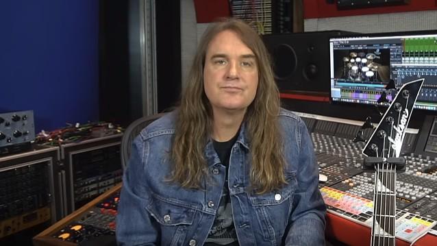 Megadeth的David Ellefson說:現在留在音樂圈最棒的生存方式就是進入房地產市場 1