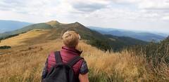Bieszczady mountain