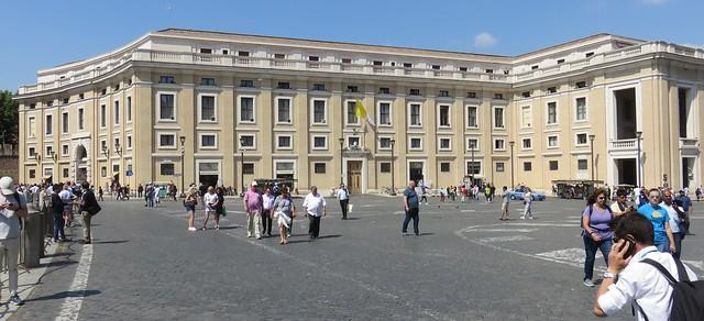 Saint Peter's Square (Rome, Italy)