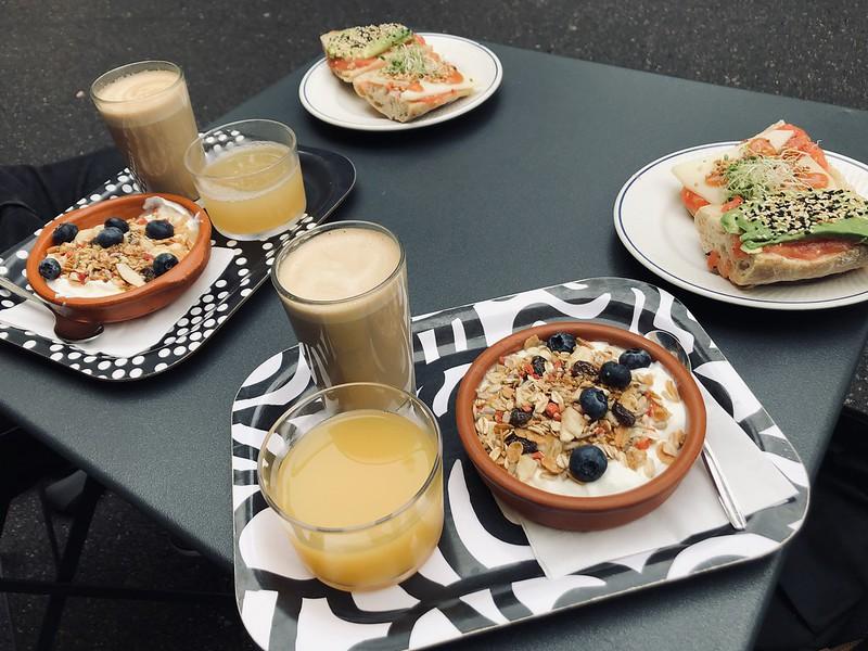Aamiainen Kallio Cafelito