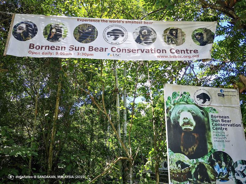 2019 Sandakan Borneon Sun Bear Conversation Centre 1