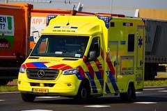 Ambulance Zuid-Holland-Zuid Roepnummer: 18-172