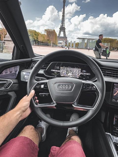 Audi e-tron 55 Quattro www.carspassion.fr