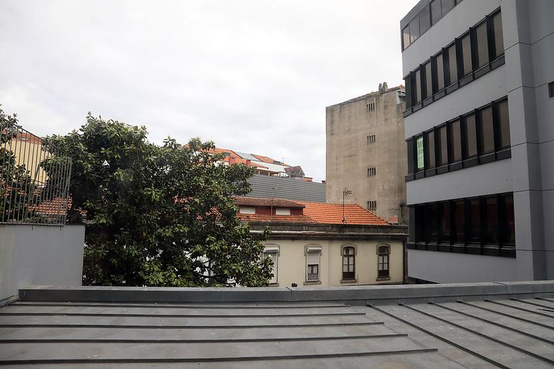 View from Ibis Porto Centro