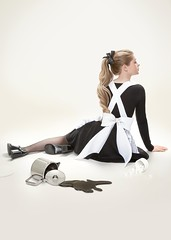 The Clumsy Maid
