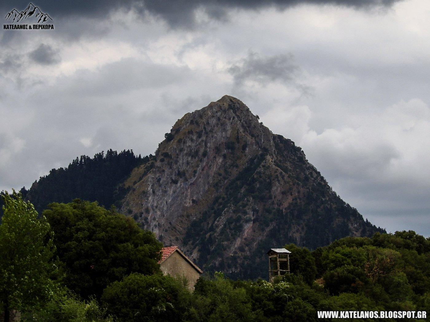 δημοτικο σχολειο δερματι ευρυτανιας κεραμιδι βουνοκορφη καλιακουδας