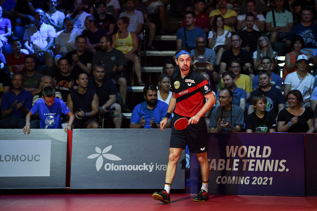 Day 4 - 2019 ITTF World Tour Czech Open