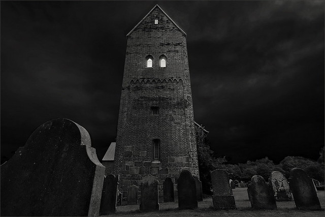 Prayer in dark hours
