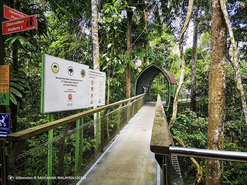 2019 Sandakan Borneon Sun Bear Conversation Centre 2