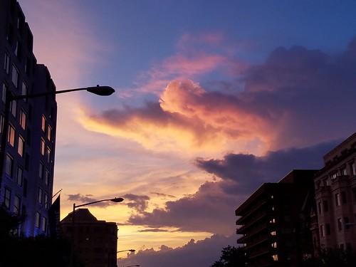 Post-Storm Sunset