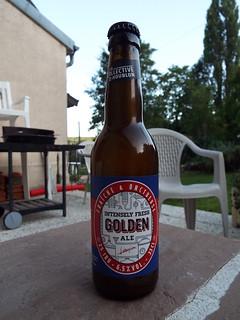 La Collective Du Houblon, Intensely Fresh Golden Ale, France