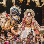 Hare Krishna Temple Ahmedabad Deity Darshan 25 Aug 2019