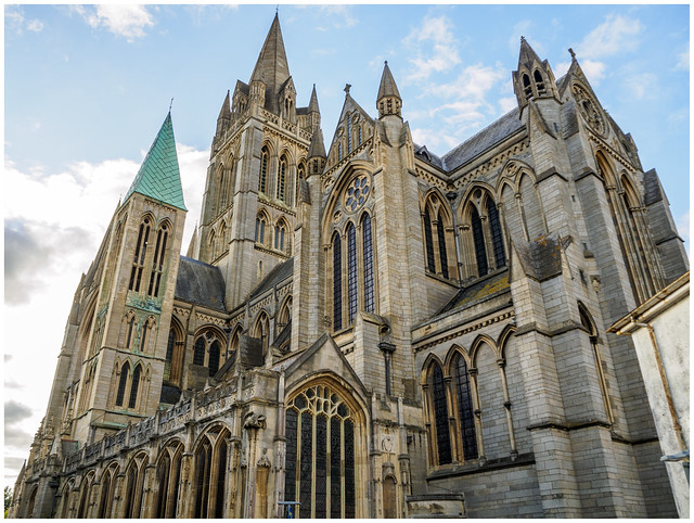 Truro Cathedral, Cornwall, England [1735]