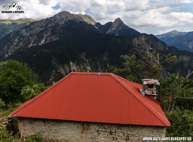 dermati evrytanias villages of evrytania