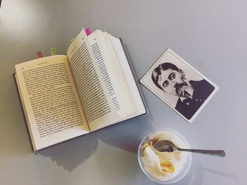 City Food - Proust's Madeleine, Around Town