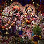 ISKCON Ujjain Deity Darshan 25 Aug 2019