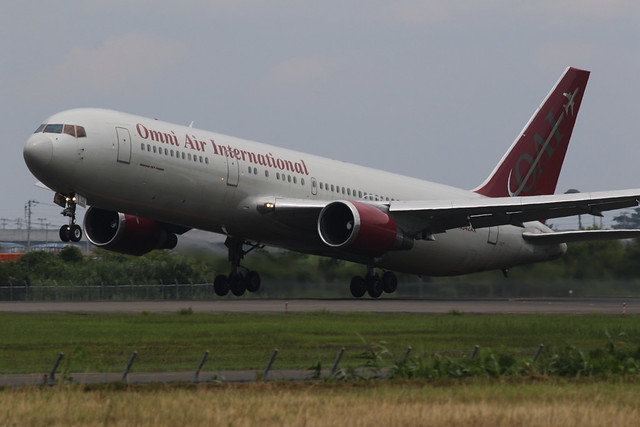 Omni Air International N342AX