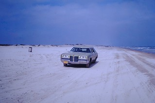 Found Photo -1971 Pontiac Safari