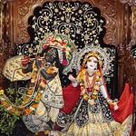 ISKCON New Mayapur Deity Darshan 24 Aug 2019