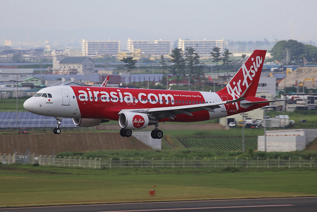 Air Asia Japan JA03DJ