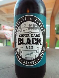 La Collective Du Houblon, Super Dark Black Ale, France