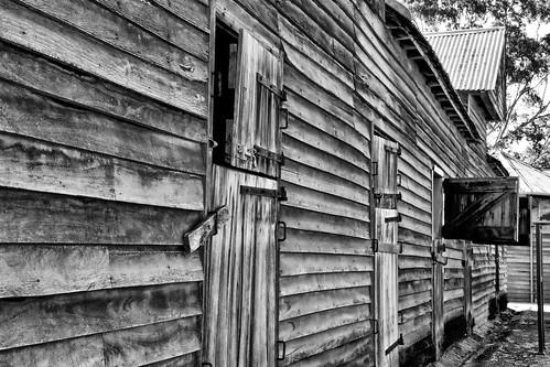 Belgenny stables.