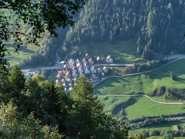 CH TI UR Passo San Gottardo, Gotthardpass