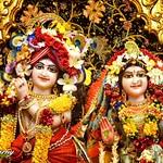 ISKCON Kolkata Deity Darshan 25 Aug 2019