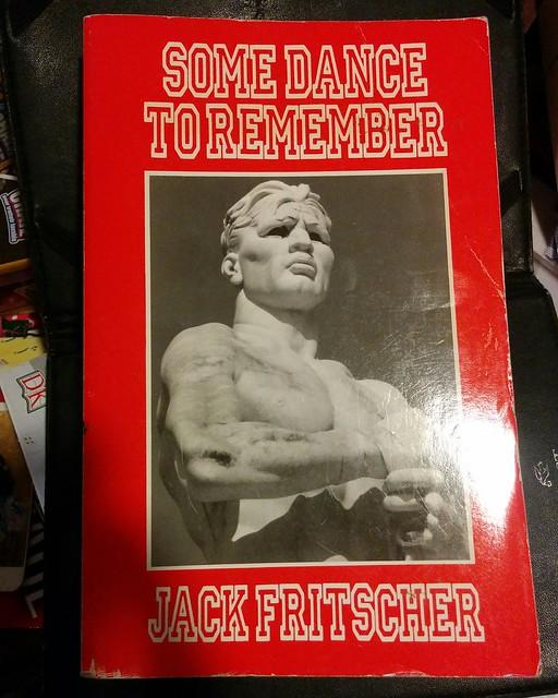 Jack Fritscher, Some Dance to Remember #toronto #gladdaybookshop #usedbooks #books #lgbtq #queer #sanfrancisco #jackfritscher #history
