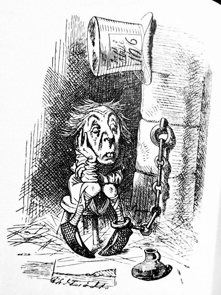 Hatter in Prison - Alices Adventures in Wonderland 8521