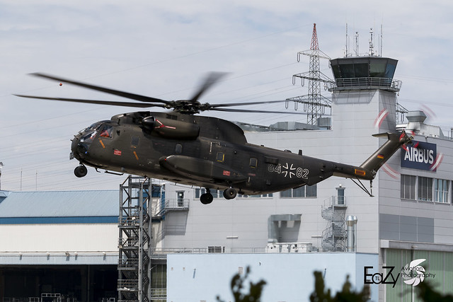 84+82 German Army (Heer) Sikorsky CH-53G