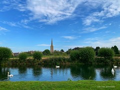 Lechlade and River Thames