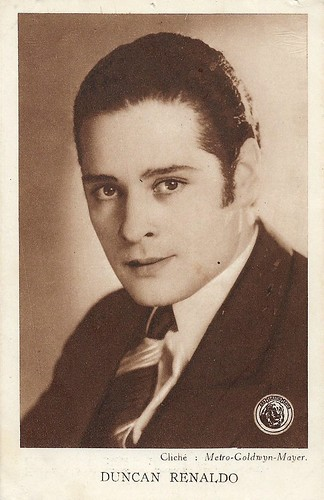 Duncan Renaldo, Kivou