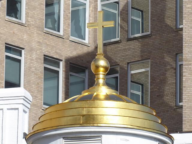 Washington, DC St Johns Episcopal Church