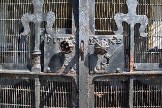ironwork: Fitt & Parke Stalham